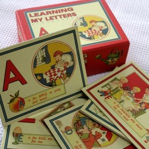 Old Fashioned Flashcards