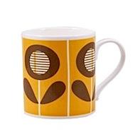 Win! Two Orla Kiely Mugs worth £6.99 each!