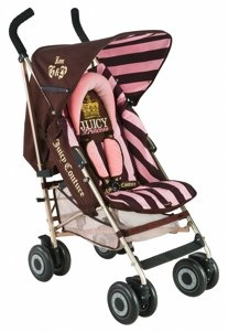The Pushchair Track: Maclaren's Juicy Couture Pushchair