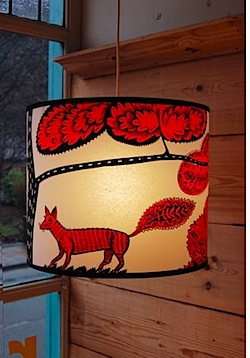 Lampshades by Lush Designs