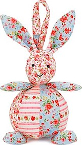 Jellycat pinnypegs & liberty print bunnies
