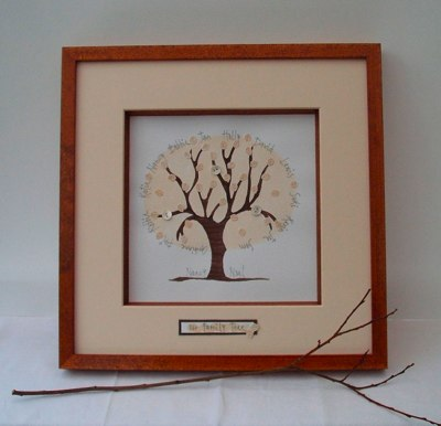 Keepsake pictures from Bobbie McCabe Designs