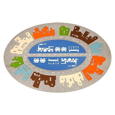 Kids Street Rug by Zara Home