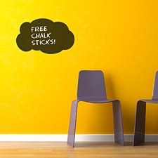 Spin Collective's Cool Chalkboard Wall Stickers