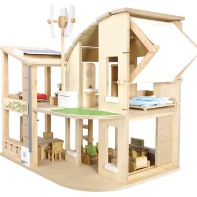 Hot Christmas Buy: Plan Toys Eco Dollhouse