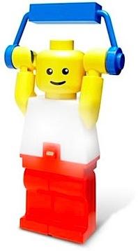 Cool Gift! Lego Lantern & Dynamo Torch