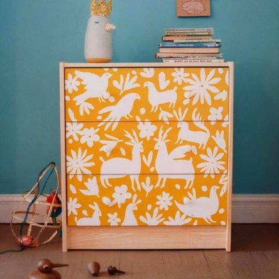 Customised Chest of Drawers