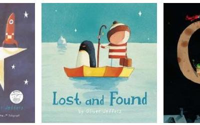 Children's Author: Oliver Jeffers