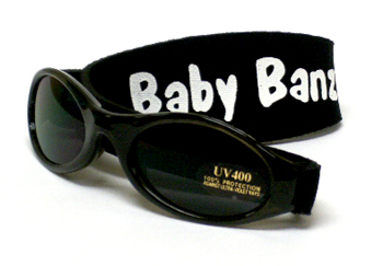 Adventure BabyBanz sunglasses
