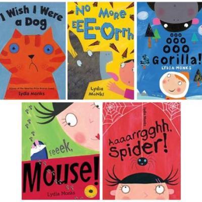 Children's Author: Lydia Monks