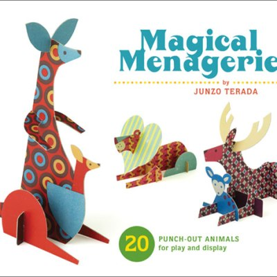 Junzo Terada's Magical Menagerie