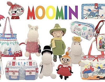 Moomin Treats at Cloth Ears