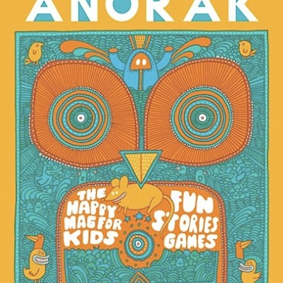 Anorak Magazine – The Happy Mag For Kids
