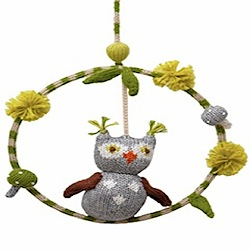 Gorgeous Knitted Baby Toys, Mobiles and Backpacks by Blabla Kids