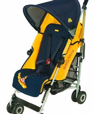 The Pushchair Track: Maclaren Yellow Submarine Buggy