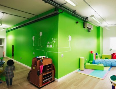 Cool Spot: Third Door Shared Office and Playspace