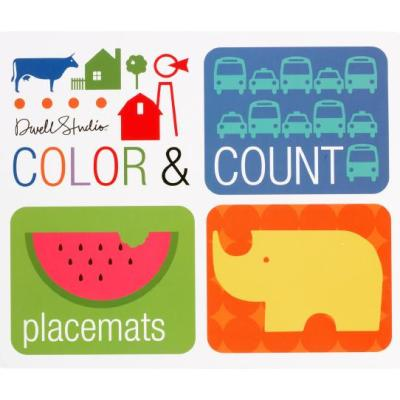 DwellStudio Color & Count placemats