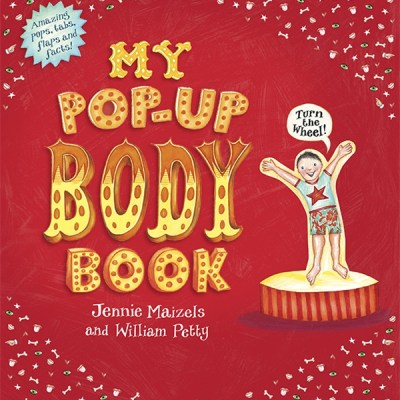 My Pop Up Body Book by Jennie Maizels