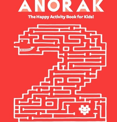 Anorak Activity Book 2