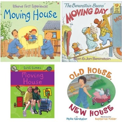 Books for Moving House