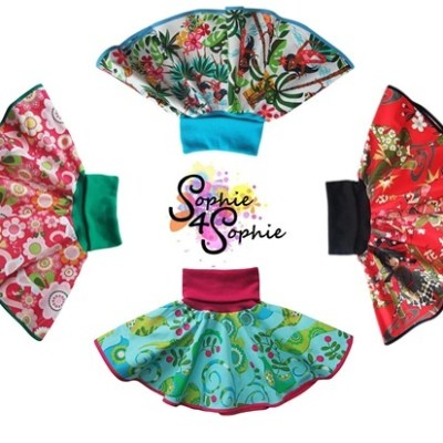 Sophie4Sophie Skirts Exclusively at Juicy Tots
