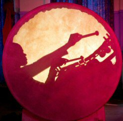 Baby and Toddler Theatre: Drum by Oily Cart