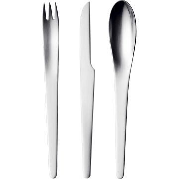 Cool stainless steel cutlery for kids