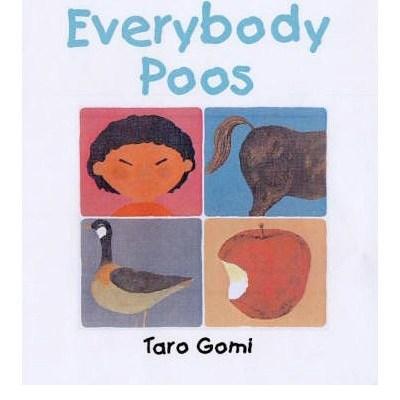 Everybody Poos book by Taro Gomi