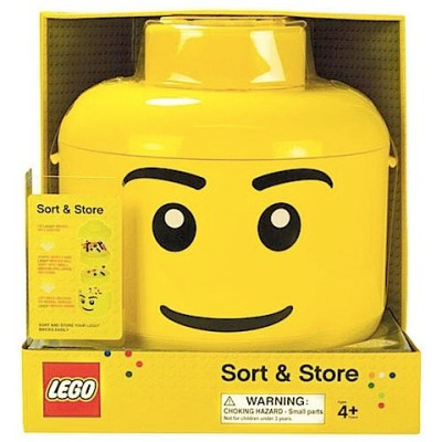 Coming Soon! Lego Sort & Store