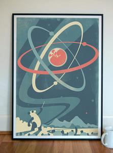 SlumberBean limited-edition prints