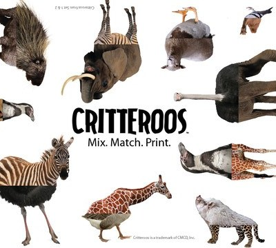 Critteroos iPad/iPhone app