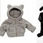 Bunny and bear inspired coats by Boden, Talc, and Mini Rodini