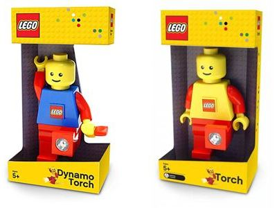 LEGO Light Torches