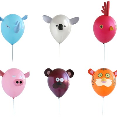 Air Heads Animal Balloons