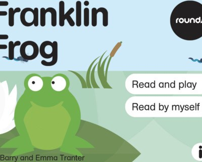 Nosy Crow Rounds: Franklin Frog iPhone and iPad app