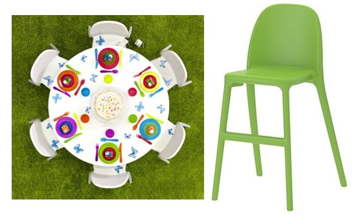 sc 1 st  Bambino Goodies & Ikea Table Wear and Junior Chair