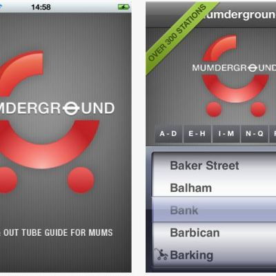 Hot Apps: Mumderground and MoMA Art Lab