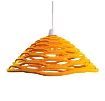 Desinature Felt Honey Lampshades