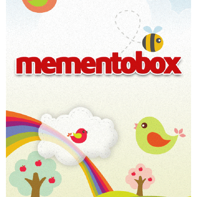 Mementobox baby journal app