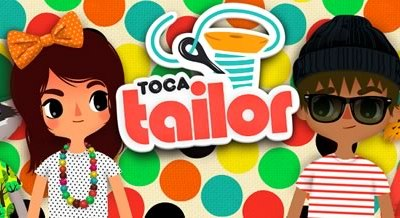Launched Today: Toca Tailor app