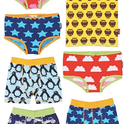 Loving: Maxomorra underwear at Juicytots