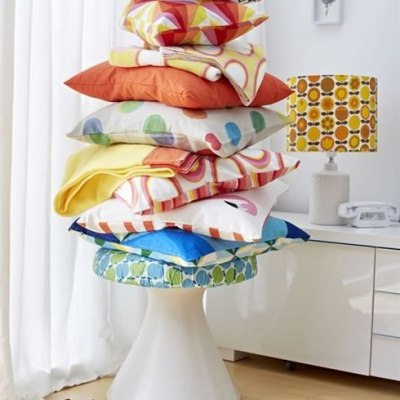 Make your own: Ikea cushion cover with Jane Foster