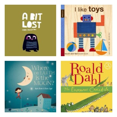 BG kids' favourite reads for World Book Day