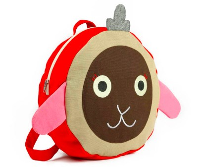 Hot! Esthex backpacks & cushions at Shak-Shuka