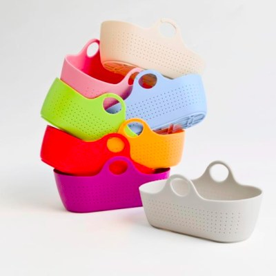 Hot News! Moba's colourful moses baskets finally on sale at the end of April