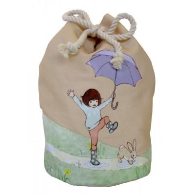 Belle & Boo duffle bag
