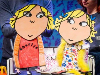 Charlie and Lola's Extremely New Play – Polka Theatre London til August 2013