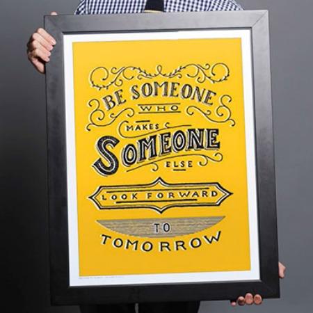 Sevenly Print
