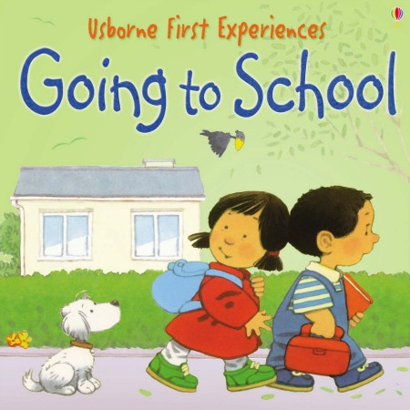 Starting School Books from Bambino Goodies 2