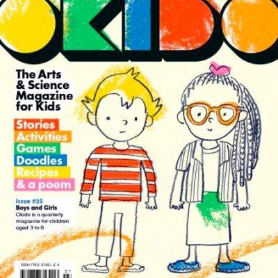 OKIDO magazine – Boys and Girls issue